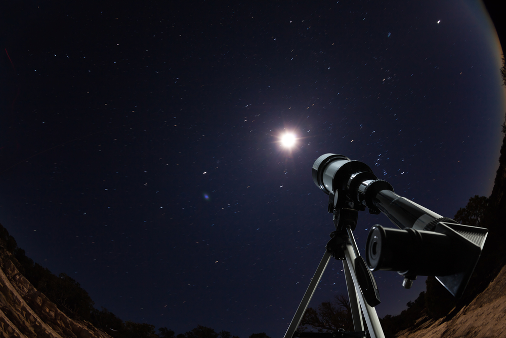 In Focus: A Night with the Gods Stargazing Tour
