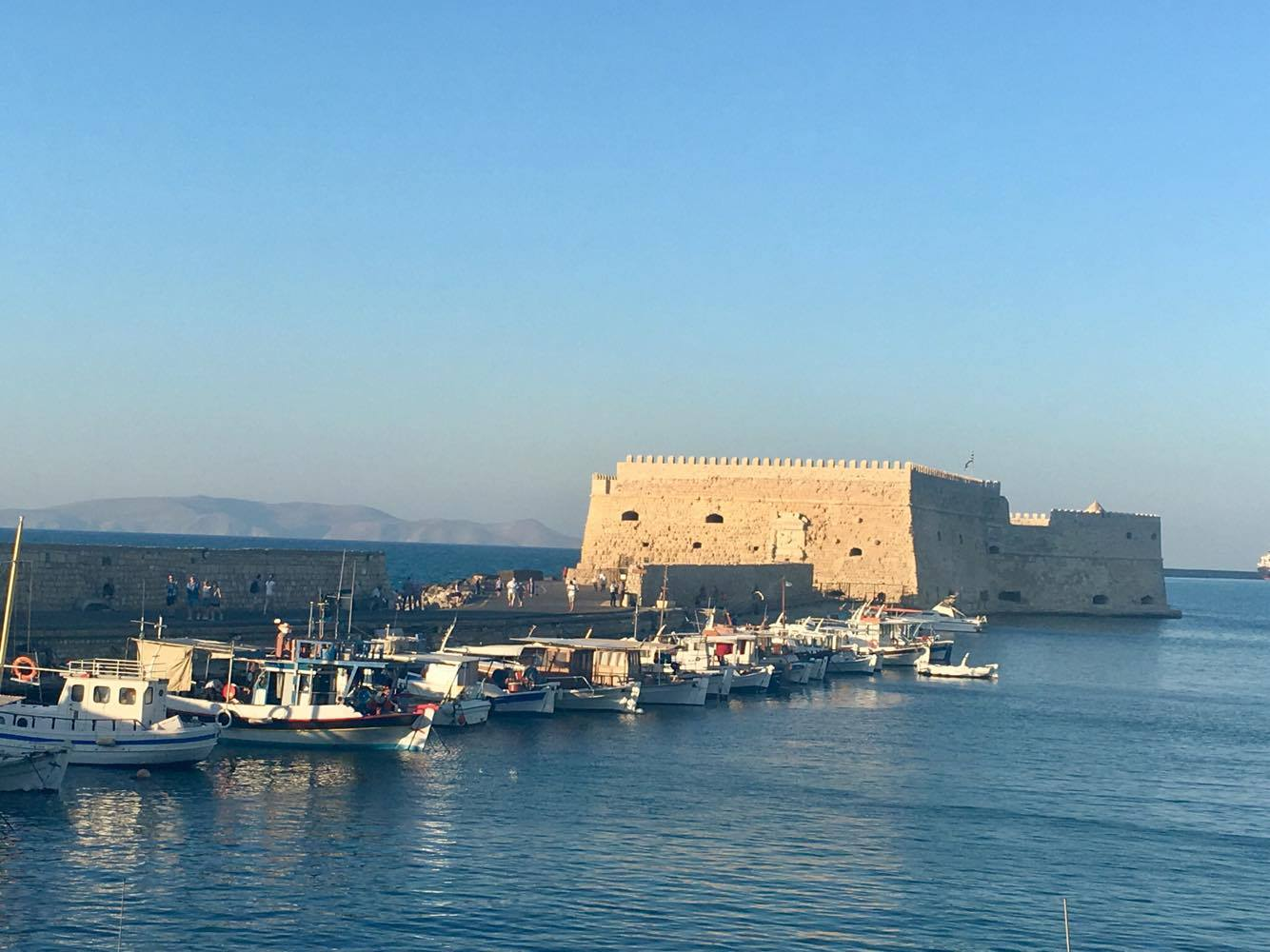 Heraklion City Break
