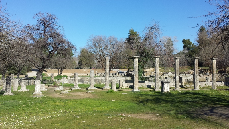Ancient Olympia Day Trip from Kalamata